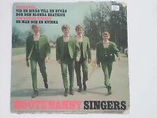 "HOOTENANNY SINGERS -Marianne- 7"" 45"