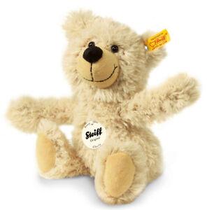 Steiff 'Charly' Teddy Bear - beige 23cm - cuddly washable plush - 012815