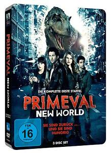Primeval - New World - Complete Season 1 First TV Series NEW SEALED REGION 2 DVD
