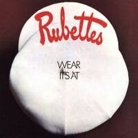 Rubettes - Wear Its At [CD]