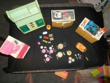 vintage Barbie kitchen furniture and accessories