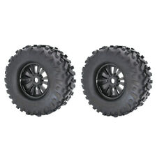 170mm Rubber Tire Tyre 17mm Wheel Hexagon for 1/8 Traxxas HPI Savage RC Car