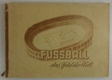 Sammelbilder Mohr Fußball Spiel der Welt 1950 komplett DFB Oberliga +1 Panini