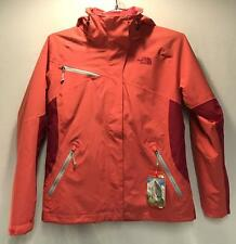 North Face Cinnabar Triclimate Women's Winter Snow Ski Jacket Pink Medium NEW