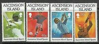 Ascension - Mail Yvert 725/8 MNH Sports
