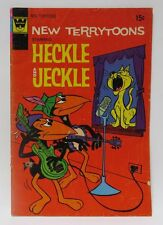 Whitman Comics: NEW TERRYTOONS No.15 February 1972 Starring Heckle & Jeckle