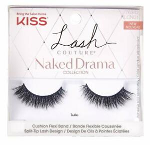 KISS - Lash Couture Naked Drama Collection Tulle - 1 Count