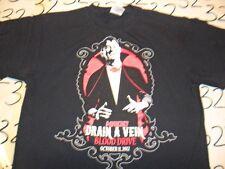 Medium- KROQ Blood Drive T- Shirt