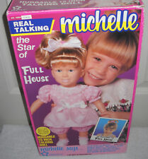 #9437 Vintage Meritus Full House Mary Kate & Ashley as Real Talking Michelle