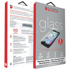 GENUINE ZAGG INVISIBLESHIELD GLASS SCREEN PROTECTOR FOR APPLE IPHONE 6 & 6s 4.7""