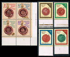 Postfrische Briefmarken mit Geschichts-Motiven als Satz