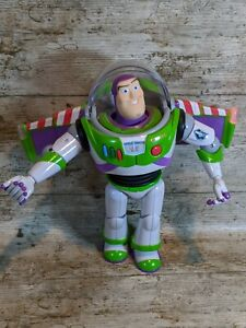 """Toy Story Collection BUZZ LIGHTYEAR Thinkway Toys 12"""" Full Size"""