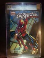 Marvel - The Amazing Spider-man #1 - J. Scott Cambpell & Variant Cover - CGC 9.8