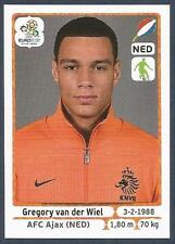 PANINI EURO 2012- #175-NEDERLAND-HOLLAND-AJAX-GREGORY VAN DER WIEL