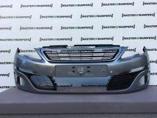 Peugeot 308 Hayon 5 Portes 2013-2017 pare choc avant en Gris Véritable [C50]