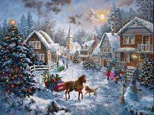 Puzzle 1.000 Teile - Boehme: Frohe Weihnachten von SunsOut