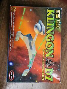 Polar Lights Star Trek Klingon D7 Battle Cruiser  4202