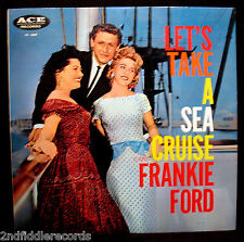 FRANKIE FORD-Let's Take A Sea Cruise-Rockabilly-ACE #VS-1009-Rare Japan Import