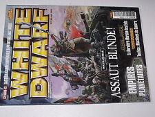 ¤¤ Revue White Dwarf n°184 Warhammer 40.000 Assaut Blindé Tactica Peindre Visage
