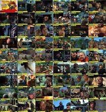 Kellys Heroes movie Storyboard Trading cards Eastwood Savalas Sutherland