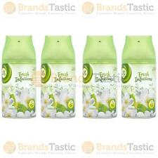 4 X AIR WICK AIRWICK FRESHMATIC AUTOMATIC FLORAL DELIGHT FRESHENER REFILL 250ML