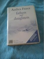 Anthea Fraser 6 Cassette Audio Book FATHERS AND DAUGHTERS 8hrs