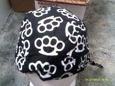 Brass Knuckle  Doo Rag / Skull cap