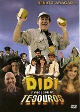 Didi e o Caçador de Tesouros DVD [Subtitles English/Spanish/Portuguese] Region 4
