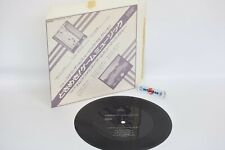 TOKIMEKI GAME MUSIC Flexi Disc Sonosheet Phonograph Record Beep /2972 Japan