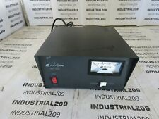 ASTRON RS-12M LINEAR TABLETOP POWER SUPPLY USED