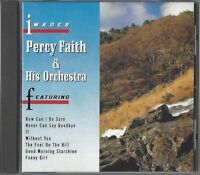 PERCY FAITH & HIS ORCHESTRA / IMAGES - CD