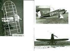 3: WEDELL WILLIAMS #22 & LOCKHEED SIRIUS #23 RACING AIRPLANE PHOTOGRAPH SET #72