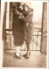 Antique & Vintage Photo -Two women, Lovers  Embracing, Lesbian  interest- c1920s