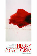 The Norton Anthology of Theory and Criticism, Mcgowan, John, Johnson, Barbara E.