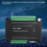 FX1N-24MR PLC Industrial Control Board 14 Input 10 Output 24V DC 5A High Quality