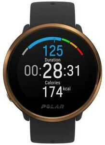 Polar | Ignite | Black & Copper Fitness | M/L | 90079362 Watch