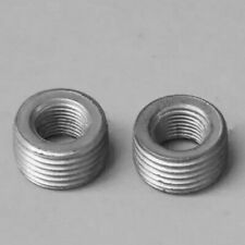 M4 M5 M6 M8 M9 M10 M12 MILD STEEL THREADED ADAPTER INSERT M12 M10 M6 UNC UNF1/4