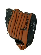 McGregor Spiral Web 12-in Leather Laced Baseball Glove