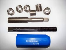 Perma Coil 716 20 716 X 20 Inch Fine Thread Repair Kit Can Use Helicoil