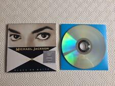 Michael Jackson Black or White  Dual CD / DVD  Single Card Sleeve
