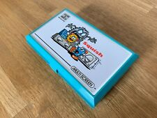 Nintendo Game and Watch Squish 1986 LCD Electronic Game - Mint Condition A+