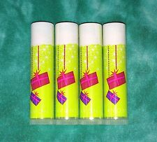 Avon (Qty 4) Festive Favorites Iced Gingerbread Lip Balm Chap Stick