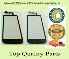 Replacement Htc G18 Sensation Xe Z715e Digitizer Touch Screen Glass Lens Pad