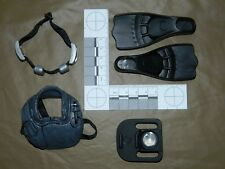 """21st Century Toys Ultimate Soldiers Accessories """"Combatant Swimmer Set"""""""