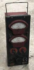 Vintage Allen Volt Amp Tester, Model E192