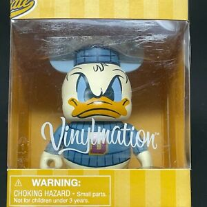 "Disney Vinylmation Mascot Donald Duck 3"" Mickey Collectible Figure - New"