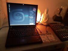 """IBM Thinkpad T43P 14"""" ATi FireGL V3200/256MB Windows XP CADCAM 3D DESIGN"""