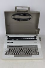 Smith Corona Xe 5000 Electric Portable Typewriter With Cover Testedworking