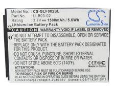 1500mAh Battery for Golf Buddy World Platinum Range Finder World Platinum II
