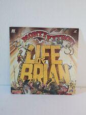 Monty Pythons: The Life Of Brian Video Laserdisc Us british comedy Ex